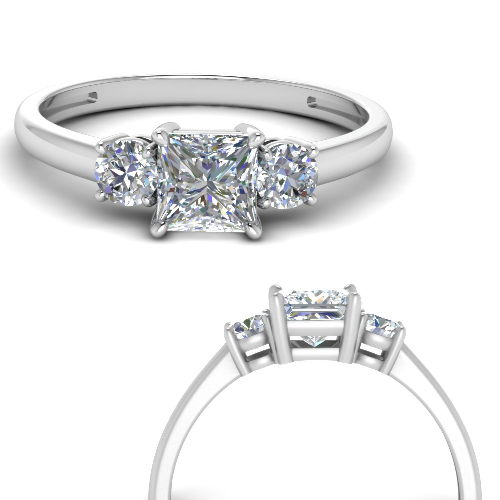 basket-3-stone-princess-cut-engagement-ring-in-FD9166PRRANGLE3-NL-WG