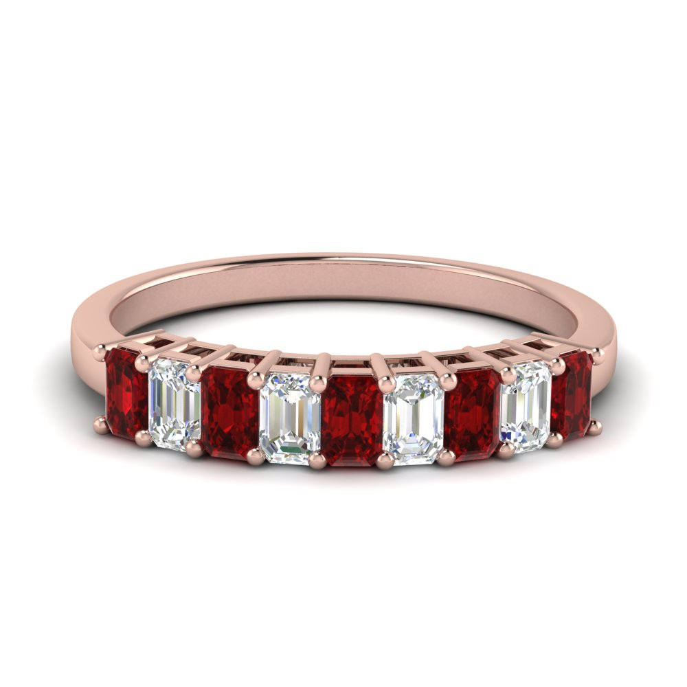 basket-prong-9-Stone-baguette-wedding-band-with-ruby-in-FD9294SBGRUDR-NL-RG