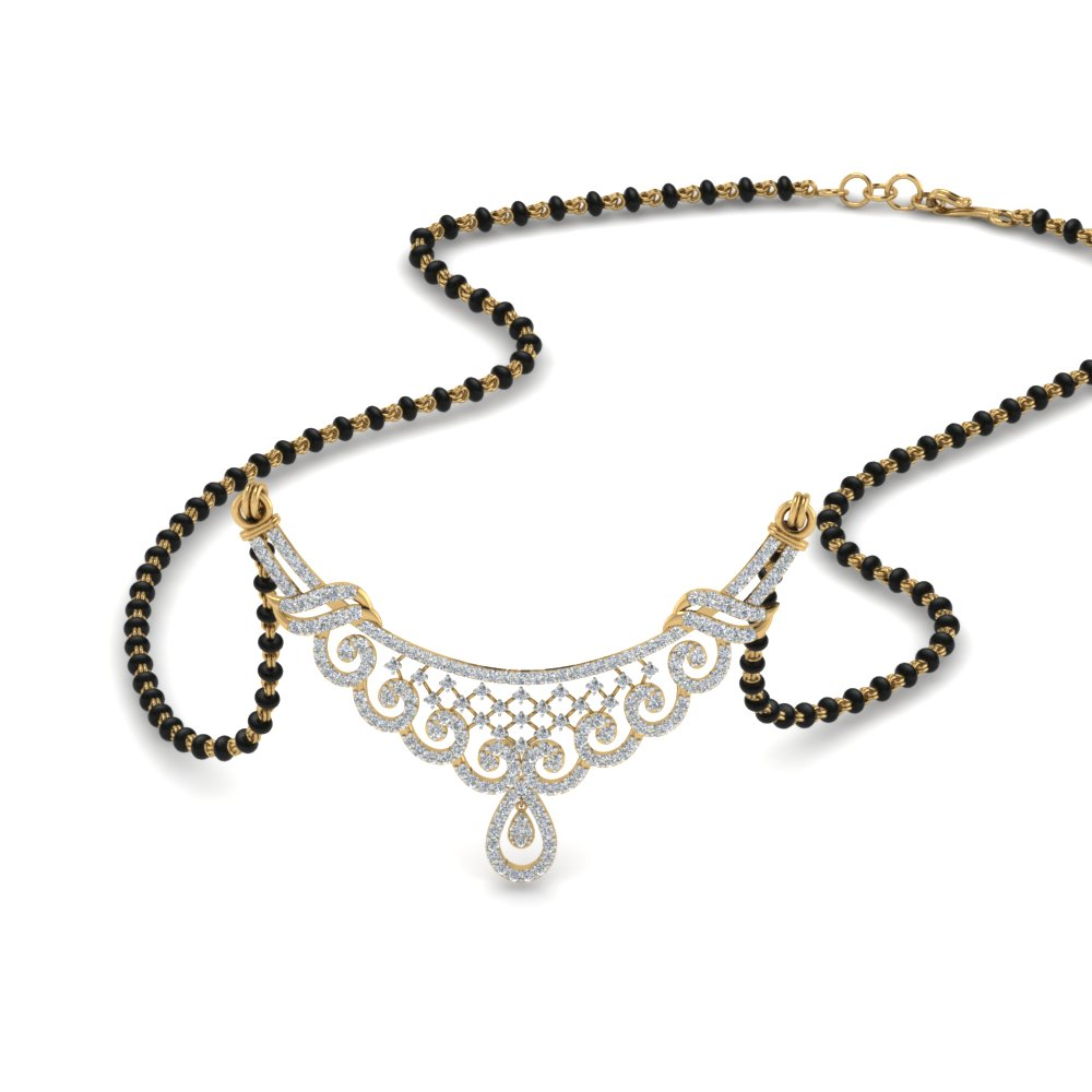 beautiful-diamond-necklace-mangalsutra-in-MGS8914-NL-YG