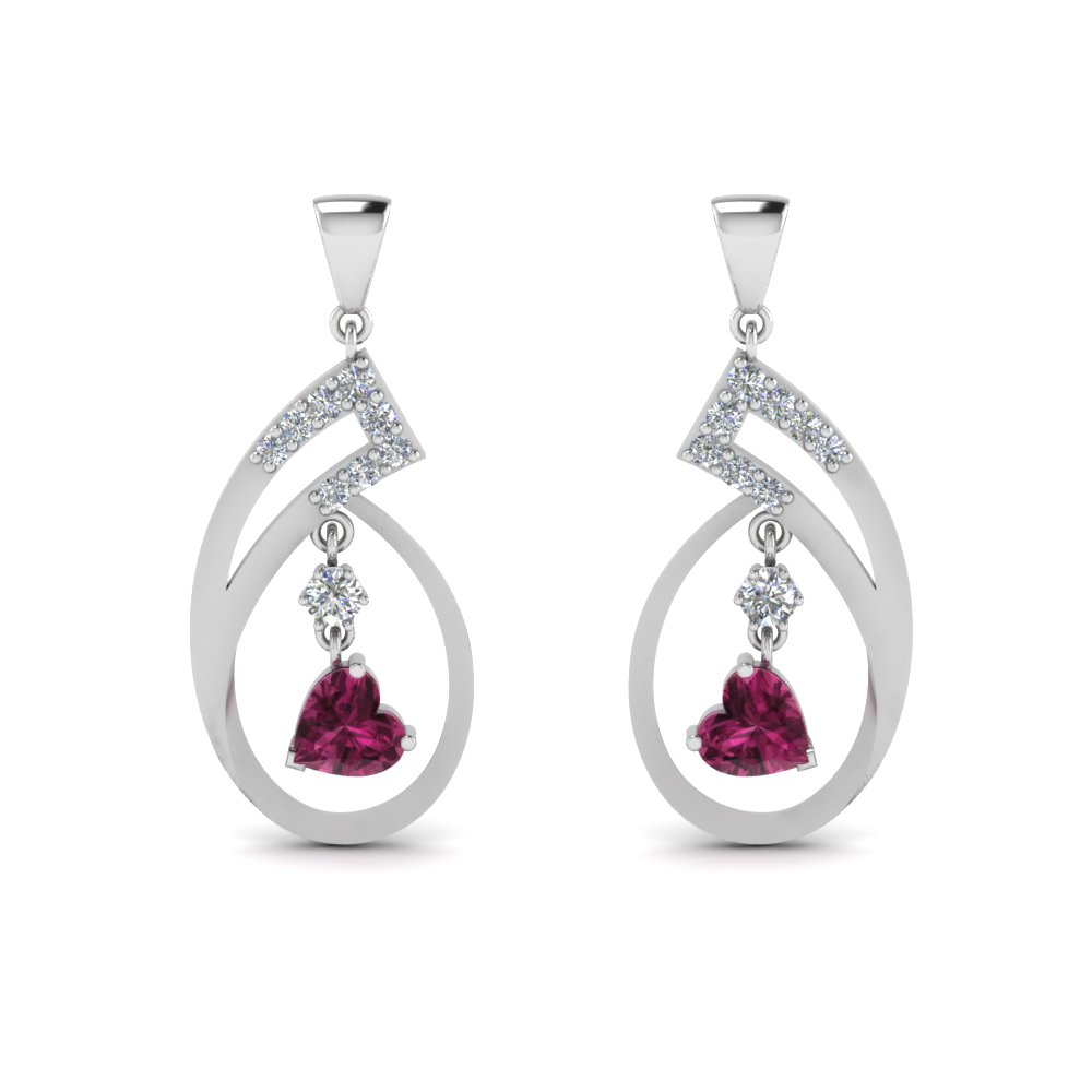 beautiful-pink-sapphire-heart-drop-diamond-earring-in-FDEAR8848GSADRPI-NL-WG