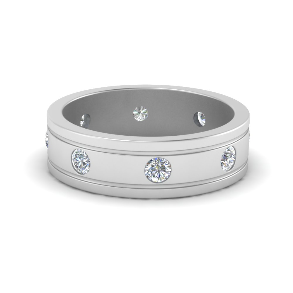 bezel-diamond-mens-wedding-band-in-FDDB1326BRO-NL-WG