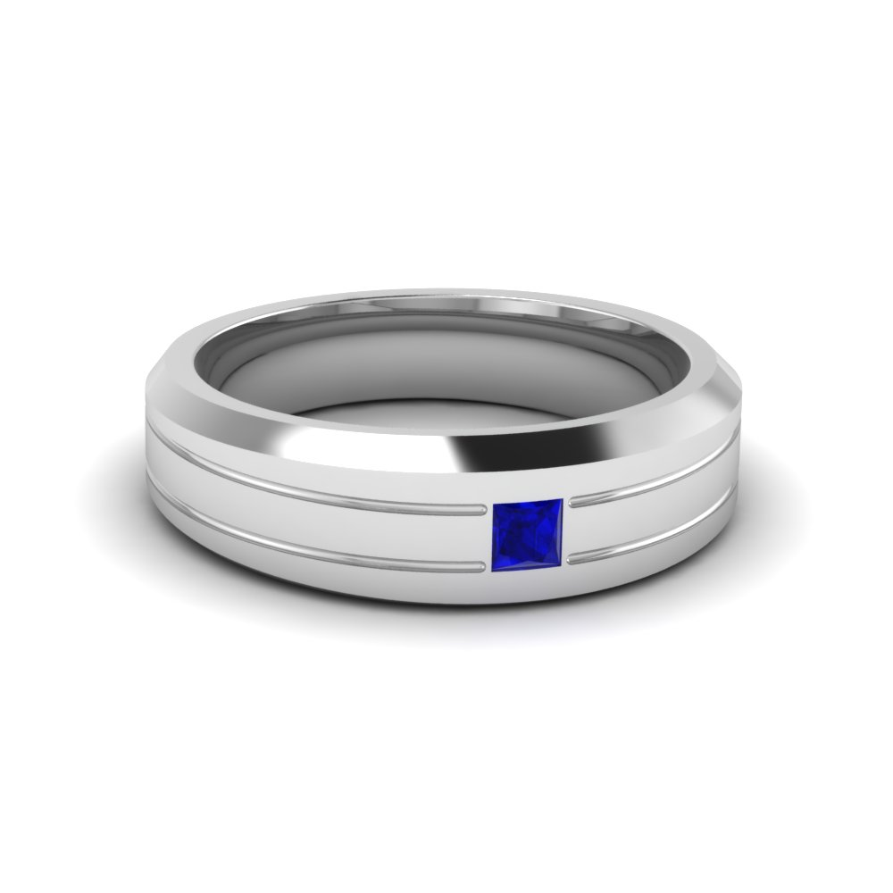 Shop Inexpensive Sapphire Wedding Bands Fascinating Diamonds
