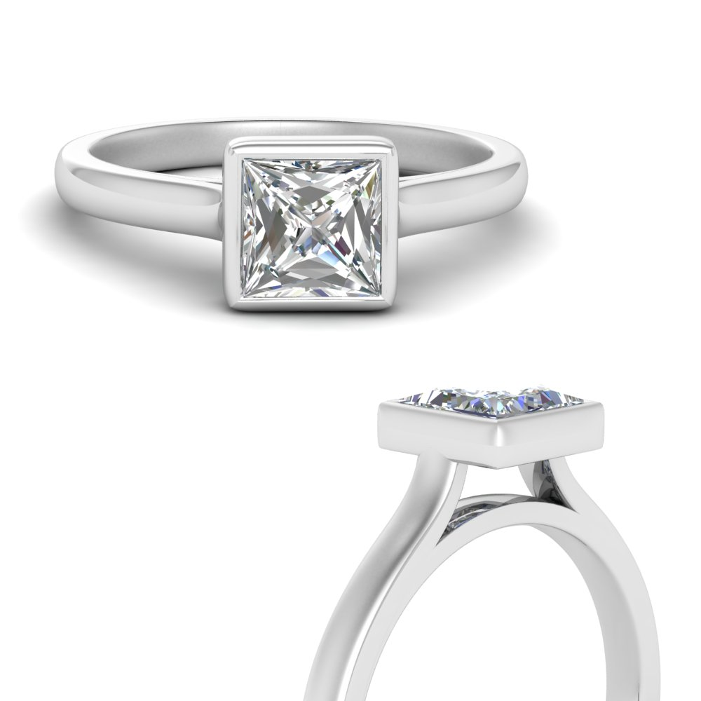 bezel-set-princess-cut-solitaire-engagement-ring-in-FDENR9501PRRANGLE3-NL-WG