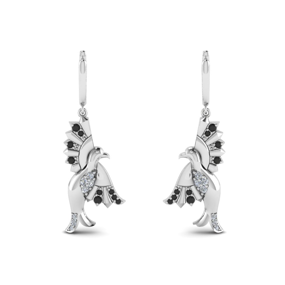 bird-drop-earring-with-black-diamond-in-FDEAR8982GBLACKANGLE1-NL-WG