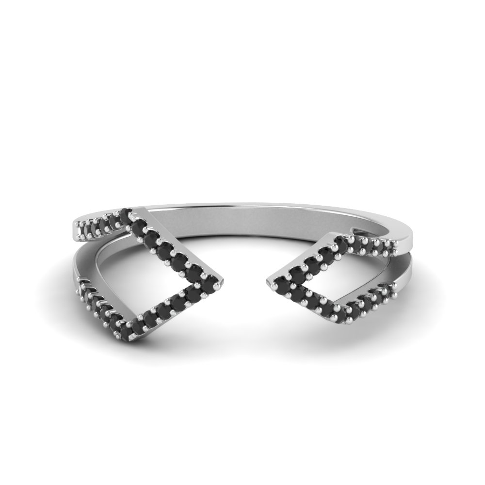 Black Diamond Open Split Ring