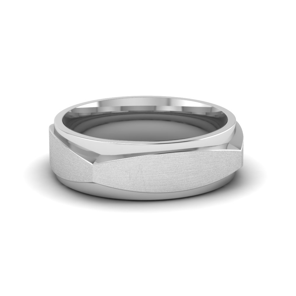 Buy platinum wedding bands for him and her fascinating