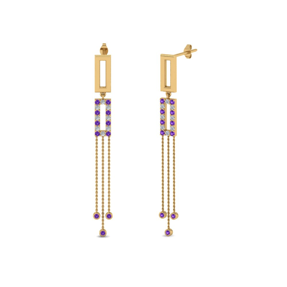 cascade-diamond-dangle-earring-with-purple-topaz-in-FDEAR8454GVITO-NL-YG