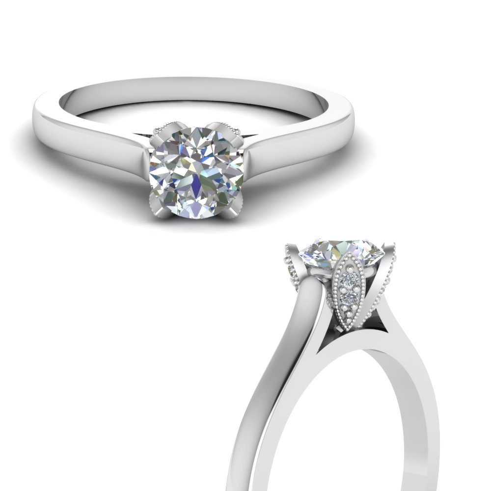 cathedral diamond prong engagement ring in FDENR7960RORANGLE3 NL WG.jpg