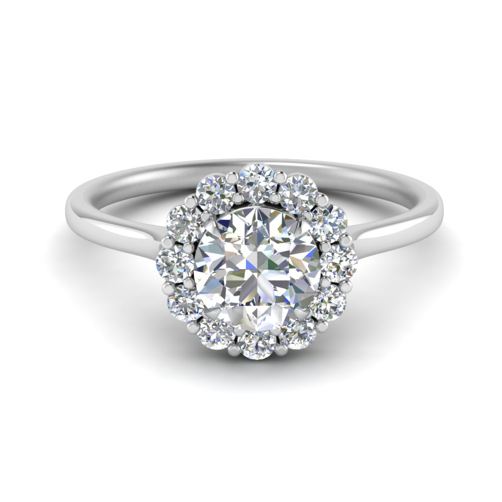 cathedral-flower-diamond-engagement-ring-setting-in-FD9167ROR-NL-WG