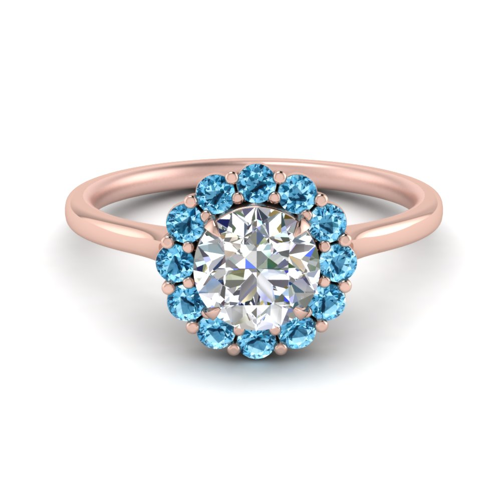 cathedral-flower-diamond-engagement-ring-setting-with-blue-topaz-in-FD9167RORGICBLTO-NL-RG