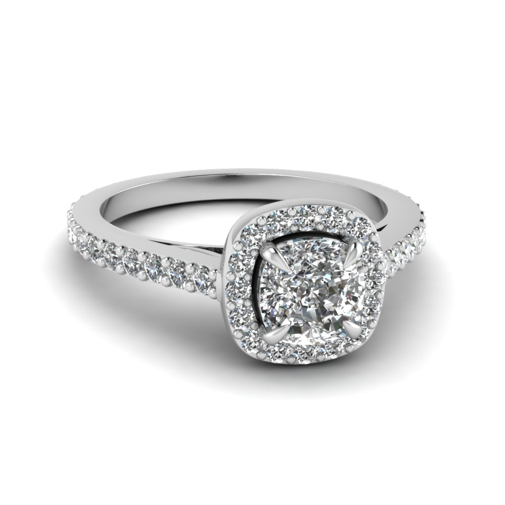petite ct ring pave rings tw diamond in pav p cathedral engagement platinum