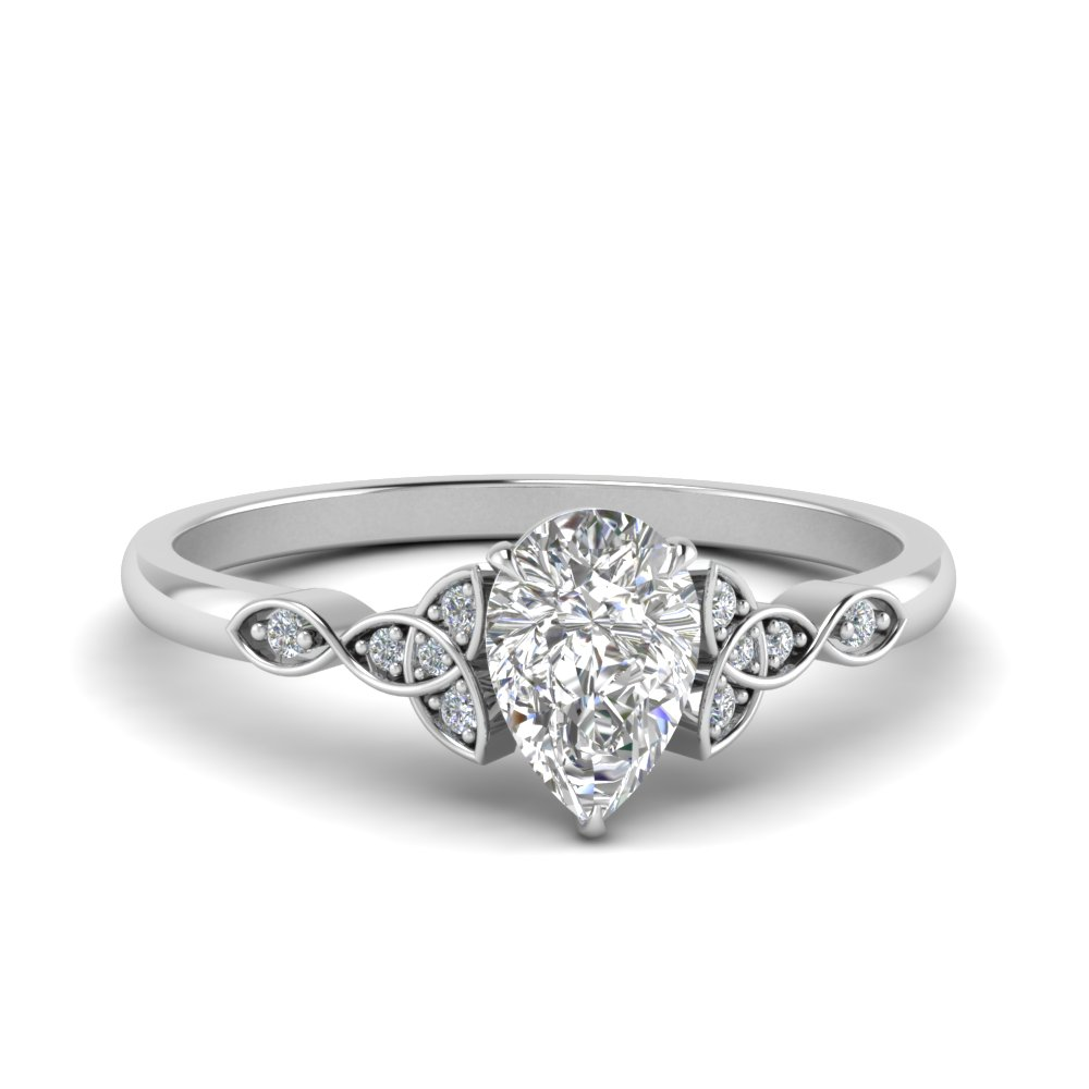 celtic-knot-pear-shaped-diamond-engagement-ring-in-FD124181PER-NL-WG