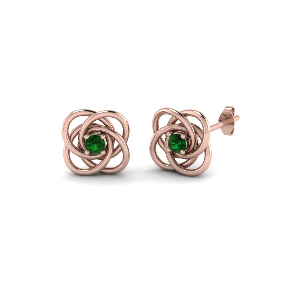 cord jewelry kieselstein signature design iconic image earrings green gold barry