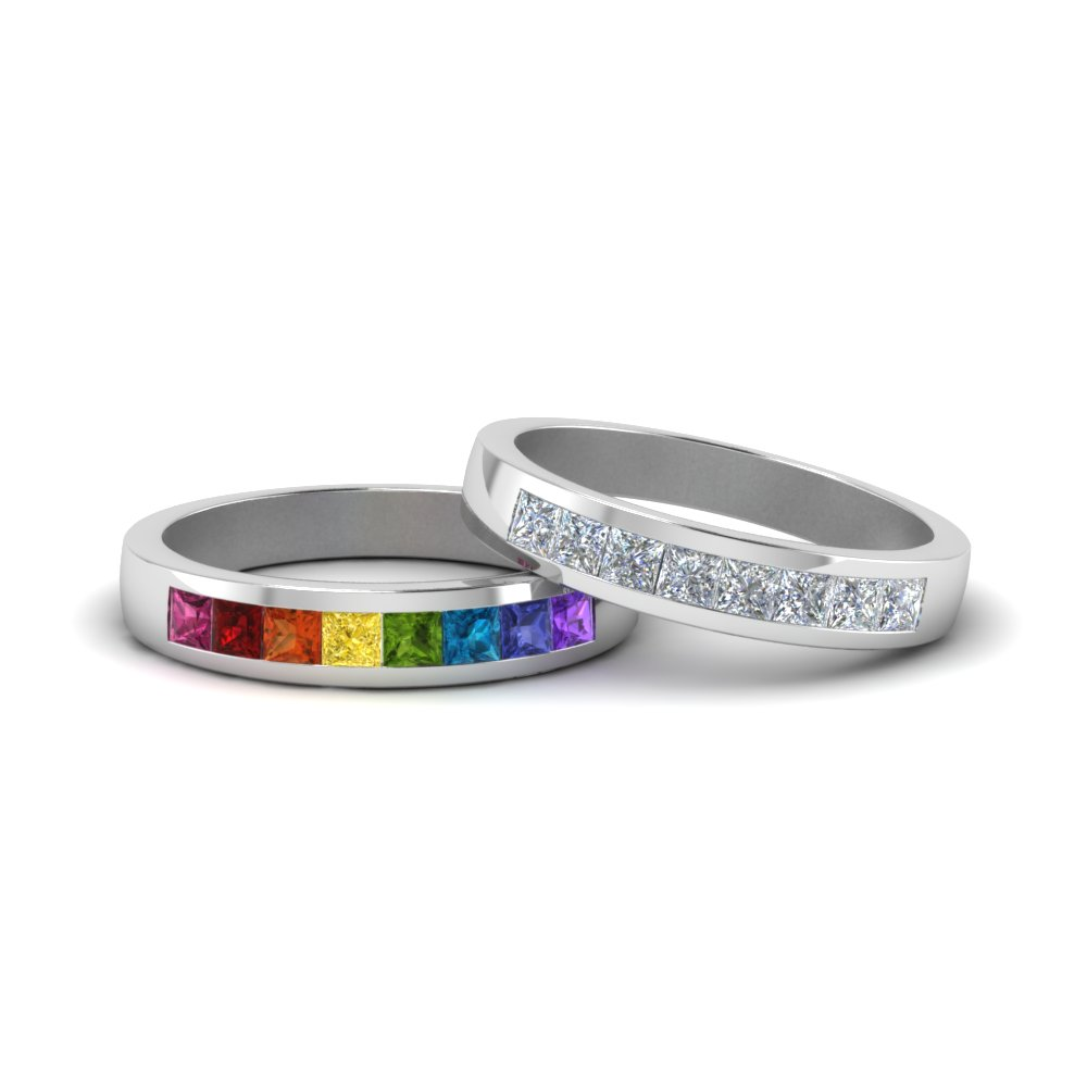 be61ef089c18a Gay And Lesbian Wedding & Engagement Rings| Fascinating Diamonds