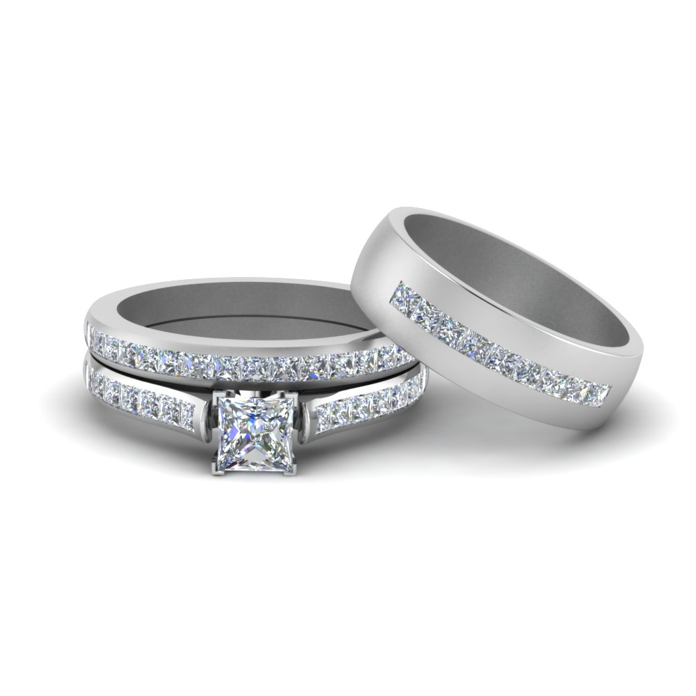 Bridal Ring For Him And Her
