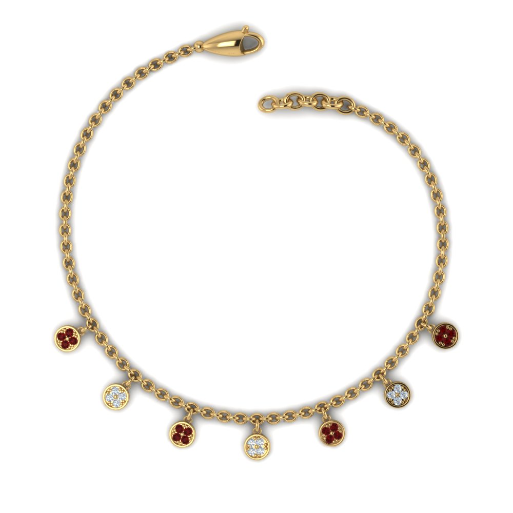 charm-choker-diamond-necklace-with-ruby-in-FDNK9177GRUDR-NL-YG