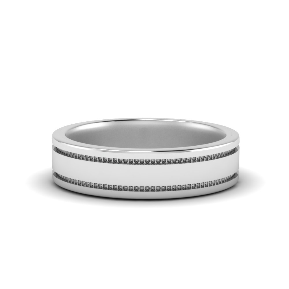 Classic Comfort Fit Wedding Band