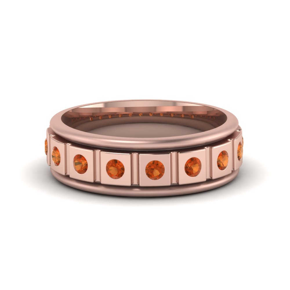 Popular Gemstone Wedding Bands For Men
