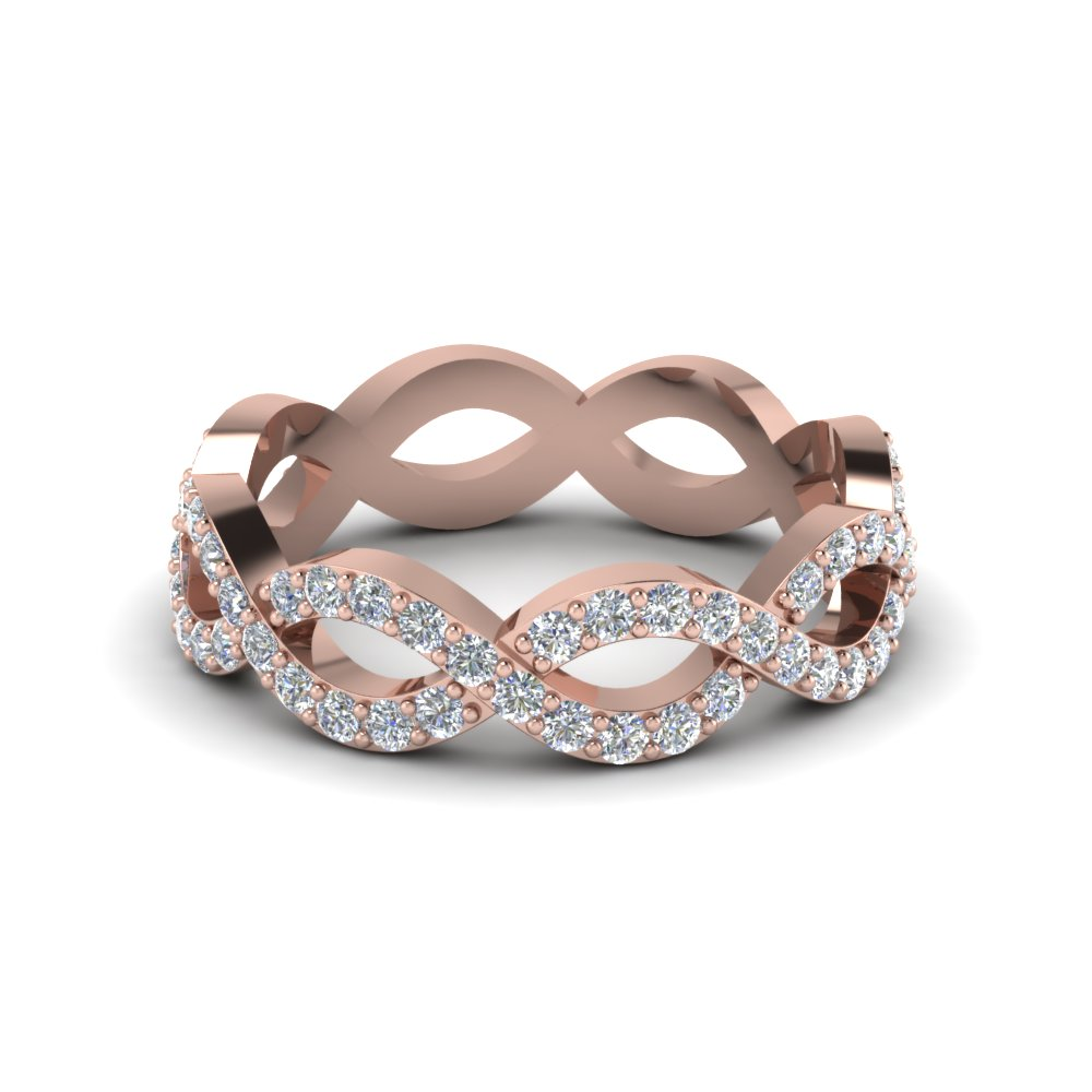 Classic Infinity Eternity Band
