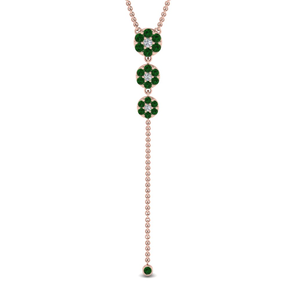 cluster-graduated-diamond-drop-pendant-with-emerald-in-FDPD9238GEMGRANGLE1-NL-RG