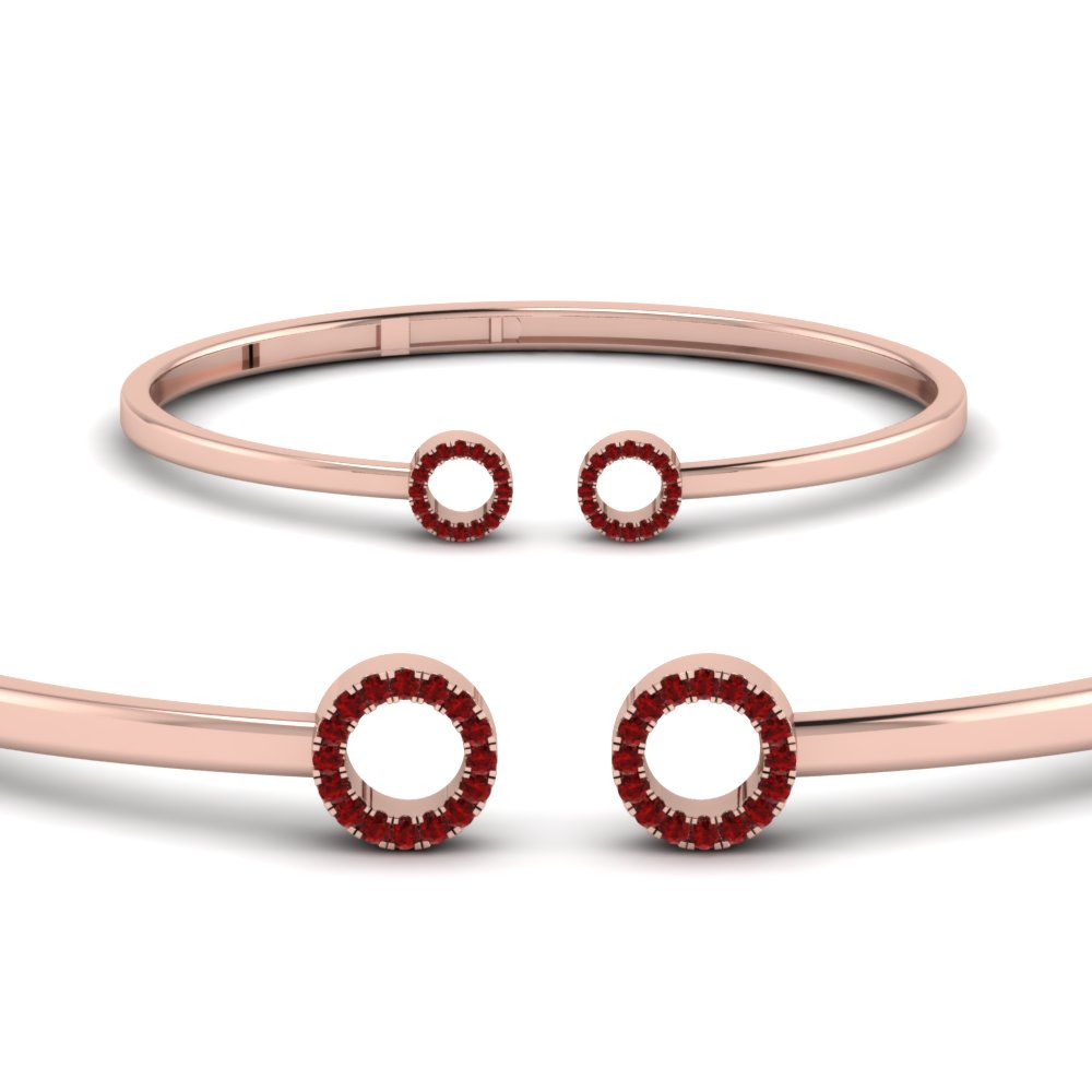 chain yg in ruby red diamond nl diamonds with women single bracelet fascinating for gold yellow jewelry bracelets