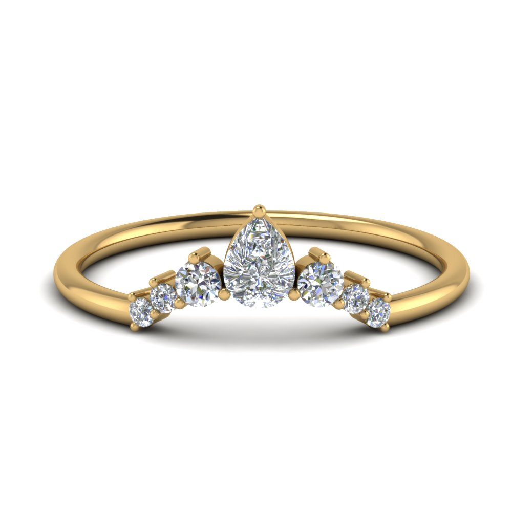 curved-band-for-solitaire-diamond-ring-in-FD123941B-NL-YG