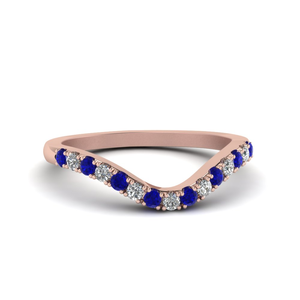 curved-delicate-diamond-band-with-blue-sapphire-in-18K-rose-gold-FDENS2232BGSABL-NL-RG