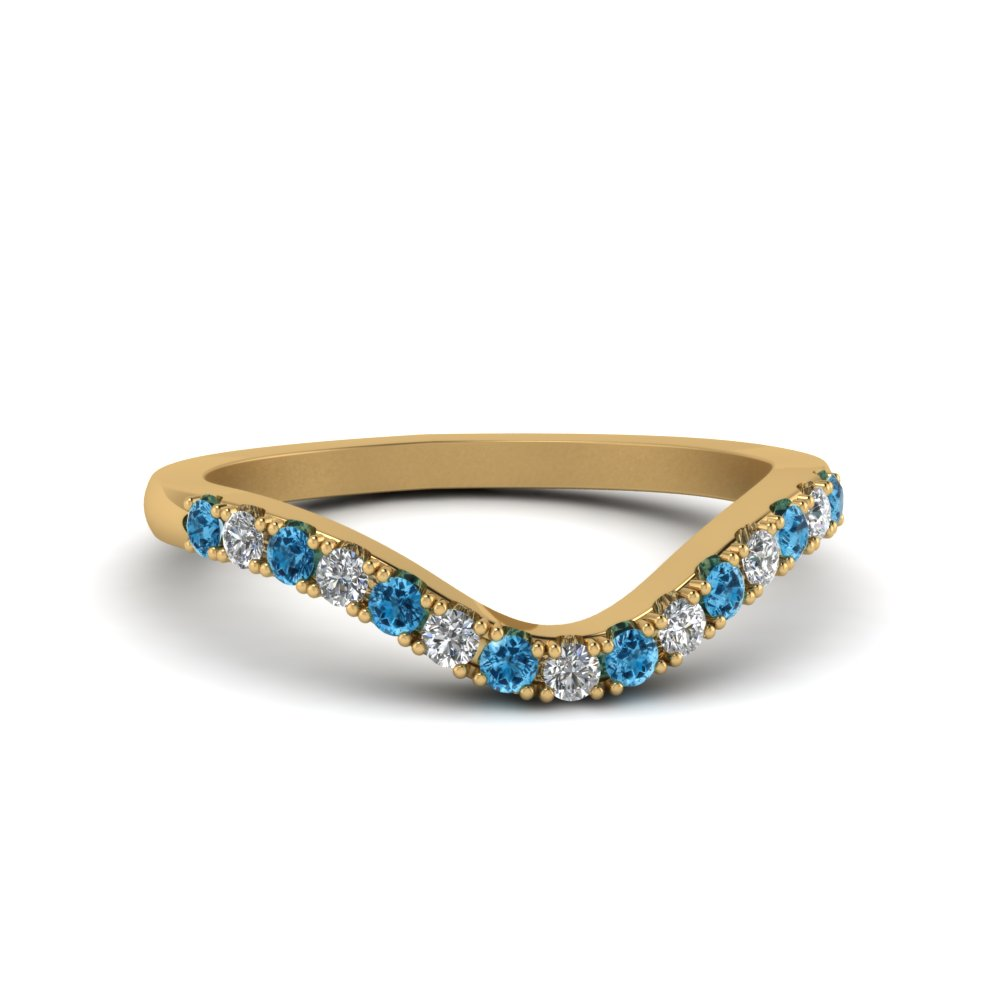 curved-delicate-diamond-band-with-ice-blue-topaz-in-14K-yellow-gold-FDENS2232BGICBLTO-NL-YG