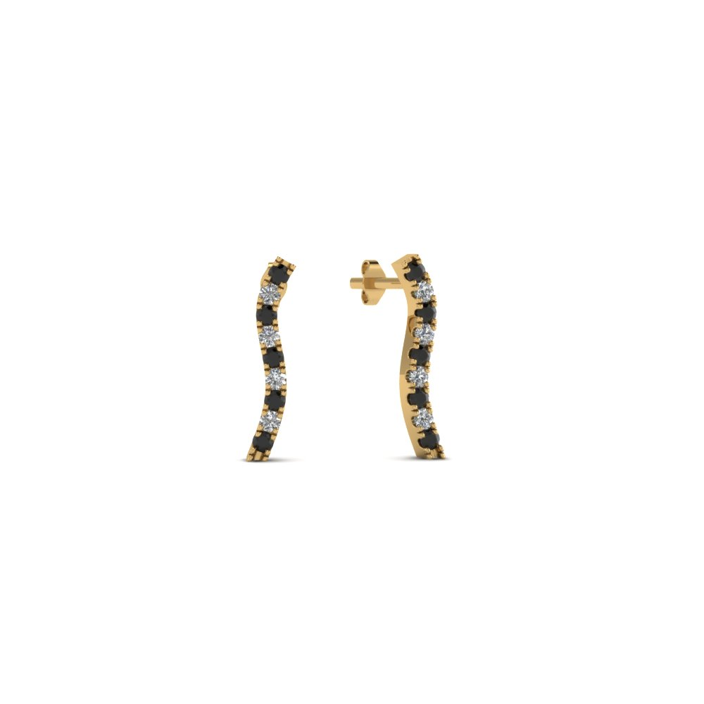 line giacobbe earrings stud ruby company products gold