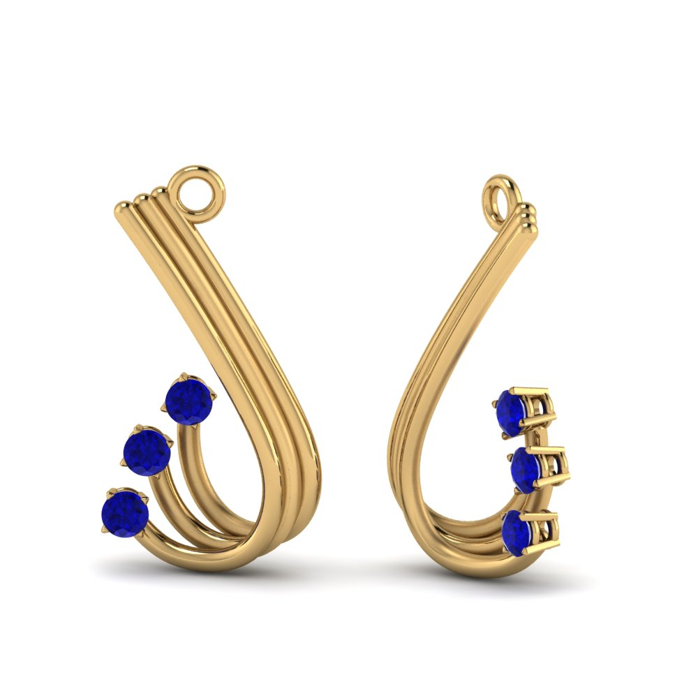 curved-three-stone-sapphire-earring-jacket-in-FDEAR8646GSABLANGLE2-NL-YG