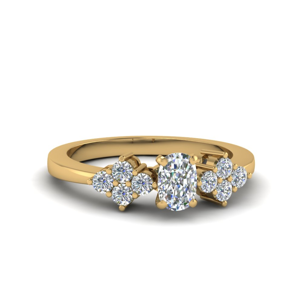 cushion-cut-cluster-diamond-ring-for-women-in-14K-yellow-gold-FDENS3082CUR-NL-YG.jpg