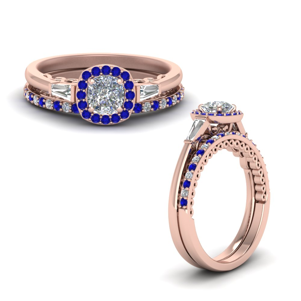 dana february products blue long ken ring cushion unique heather sapphire rings f cut modern engagement