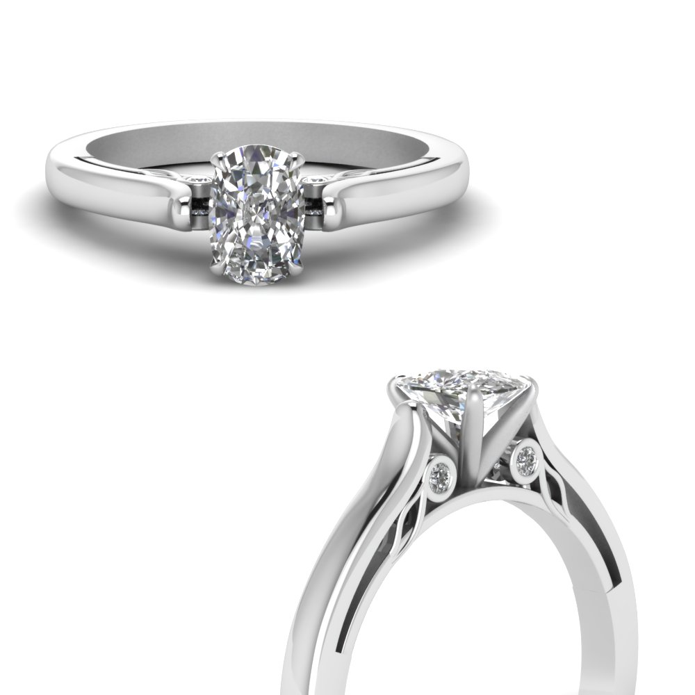 cushion cut cathedral moissanite engagement ring in FDENS2000CURANGLE3 NL WG.jpg