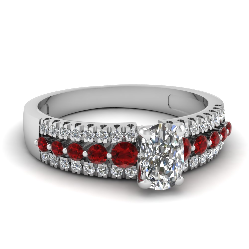 Diamond Ruby Jewelry