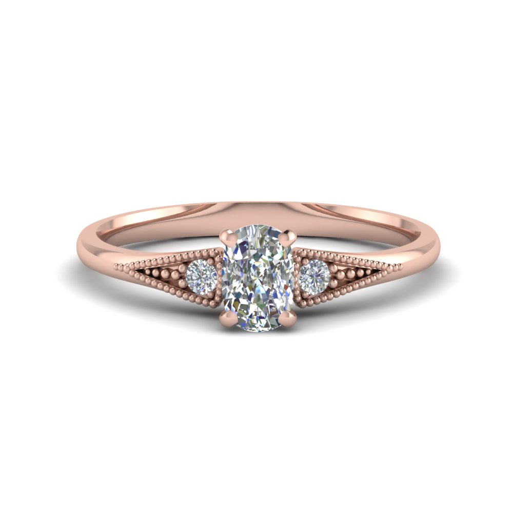 Unique 1/2 Carat Diamond Rings Design