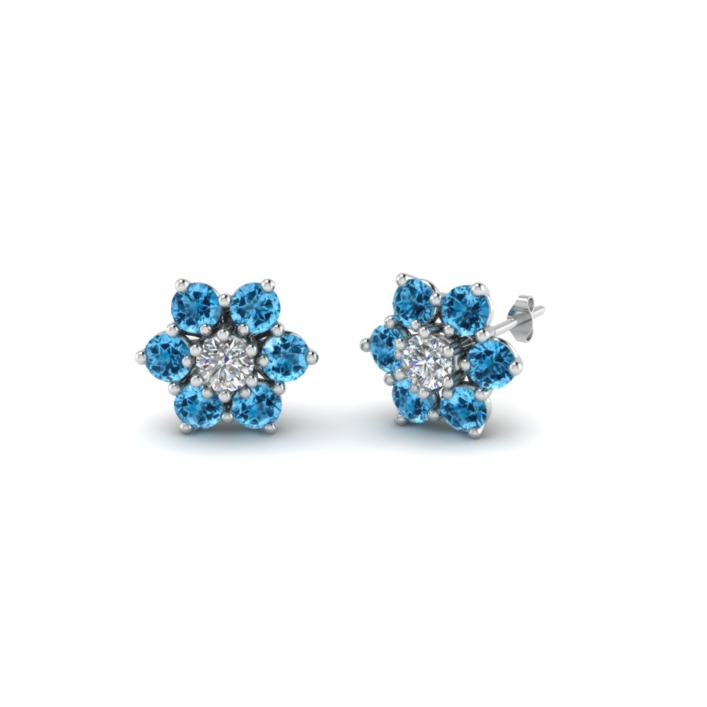Affordable Blue Topaz Jewelry