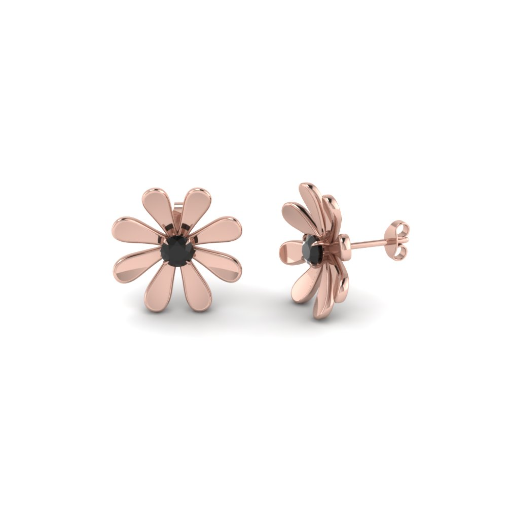 Daisy Nature Inspired Earring