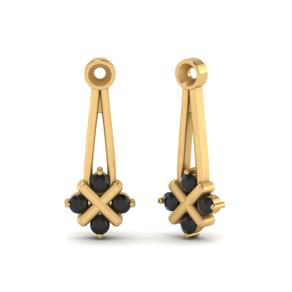 dangle-black-diamond-earring-jackets-in-FDEAR787GBLACKANGLE1-NL-YG