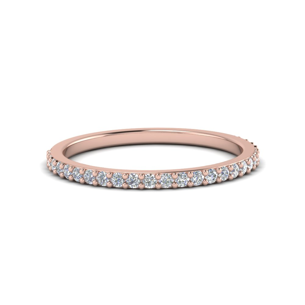 Simple Diamond Band For Woman