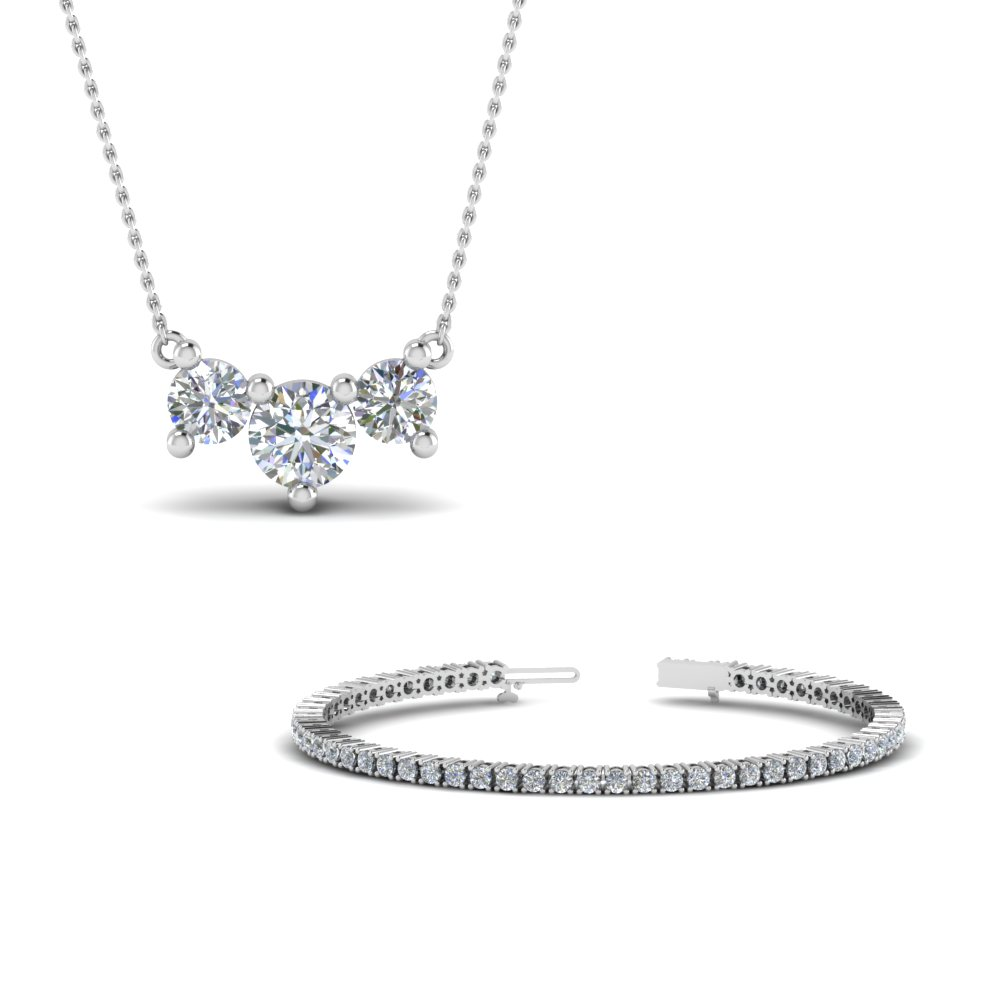 Diamond Jewelry - Combo Offers