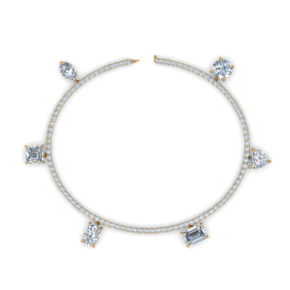 Tennis Bracelet With Diamond