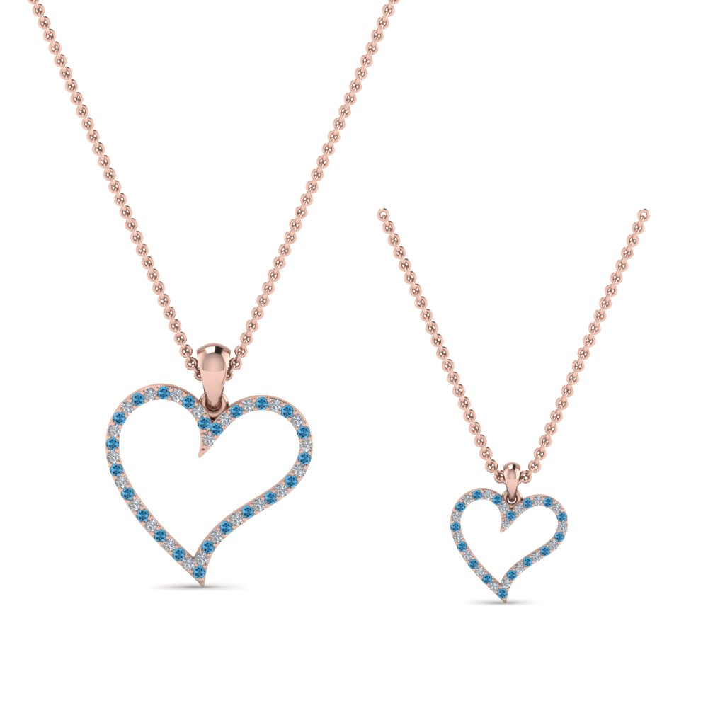 diamond-heart-necklace-for-mom-daughter-with-blue-topaz-in-FDPD9066MD-K-GICBLTOANGLE2-NL-RG