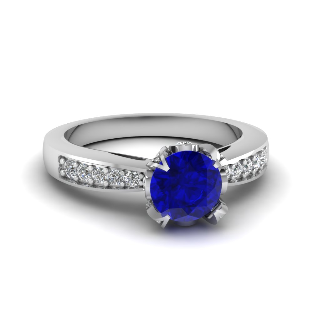 Create your own sapphire rings