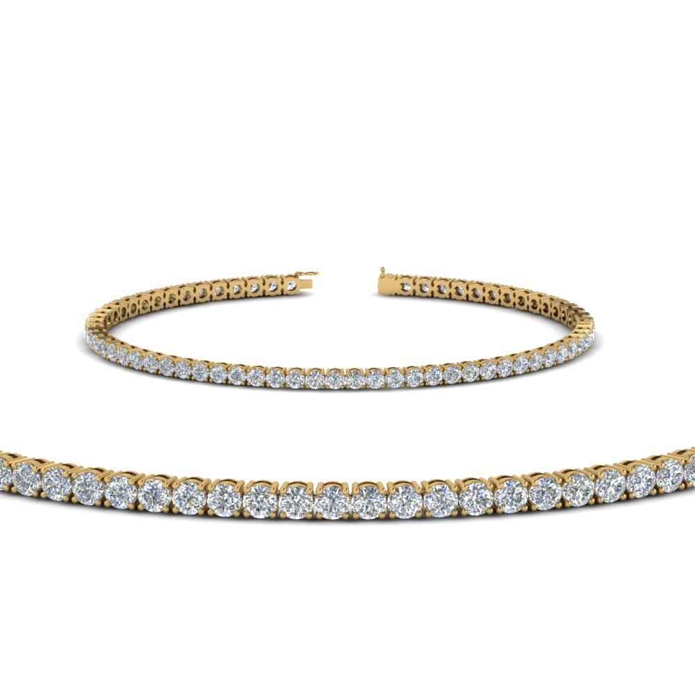 Diamond Tennis Bracelet (3 Ctw.)