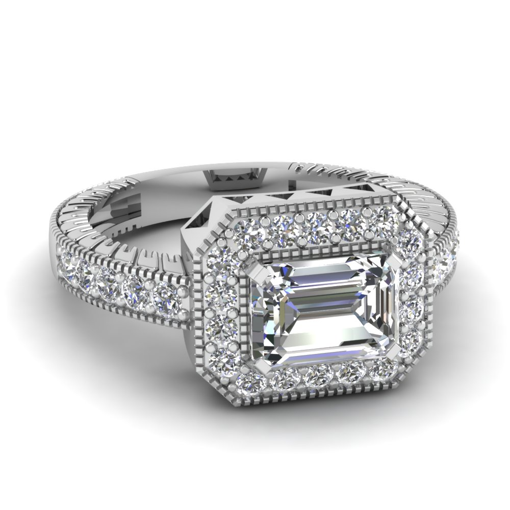 Find Extensive Selection Of 14k White Gold Vintage