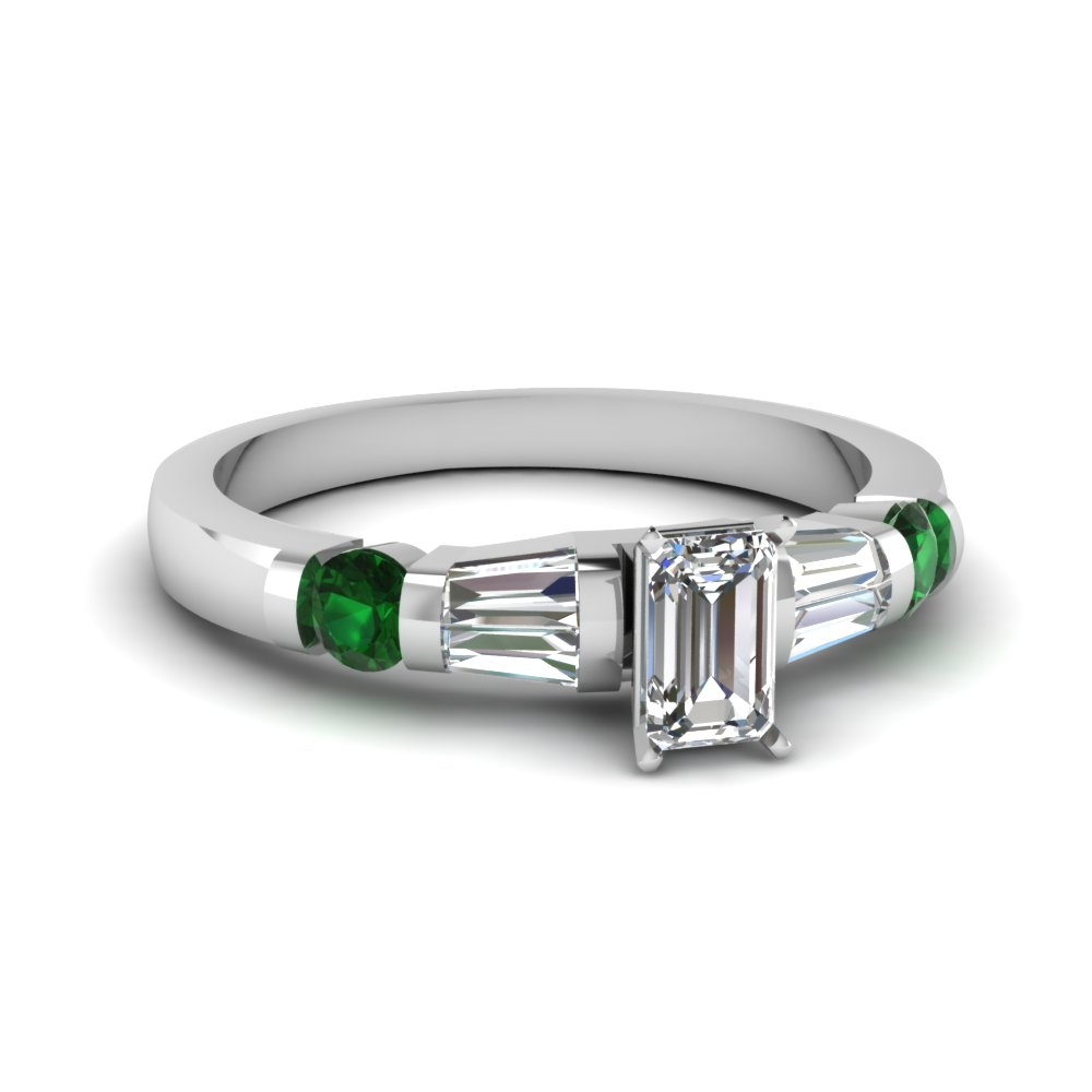 products collections ct emerald cut skyjems