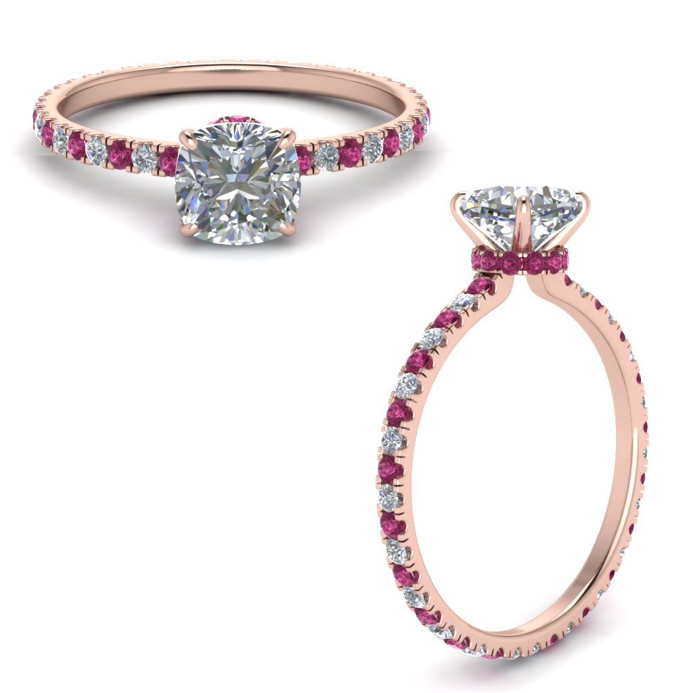 eternity-hidden-halo-cushion-cut-diamond-engagement-ring-with-pink-sapphire-in-FD9168CURGSADRPIANGLE3-NL-RG