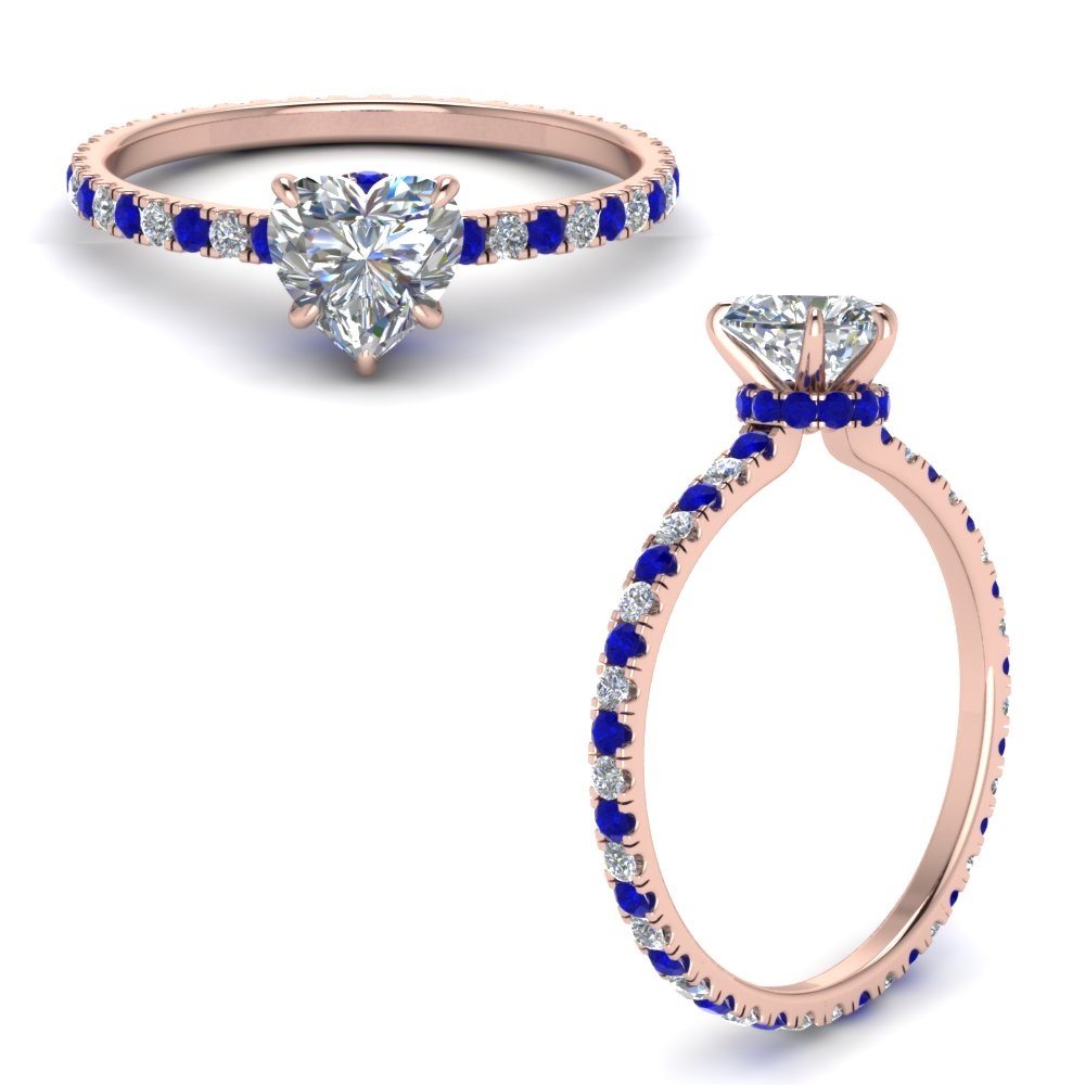 eternity-hidden-halo-heart-shaped-diamond-engagement-ring-with-sapphire-in-FD9168HTRGSABLANGLE3-NL-RG