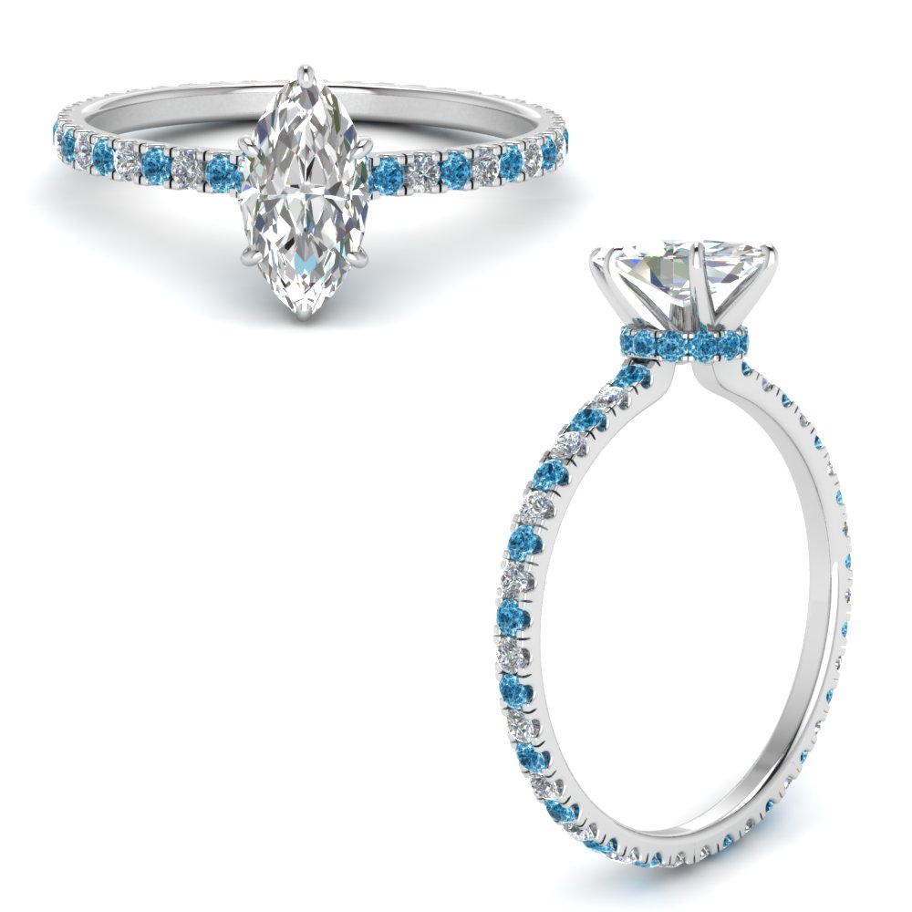 eternity-hidden-halo-marquise-cut-diamond-engagement-ring-with-blue-topaz-in-FD9168MQRGICBLTOANGLE3-NL-WG