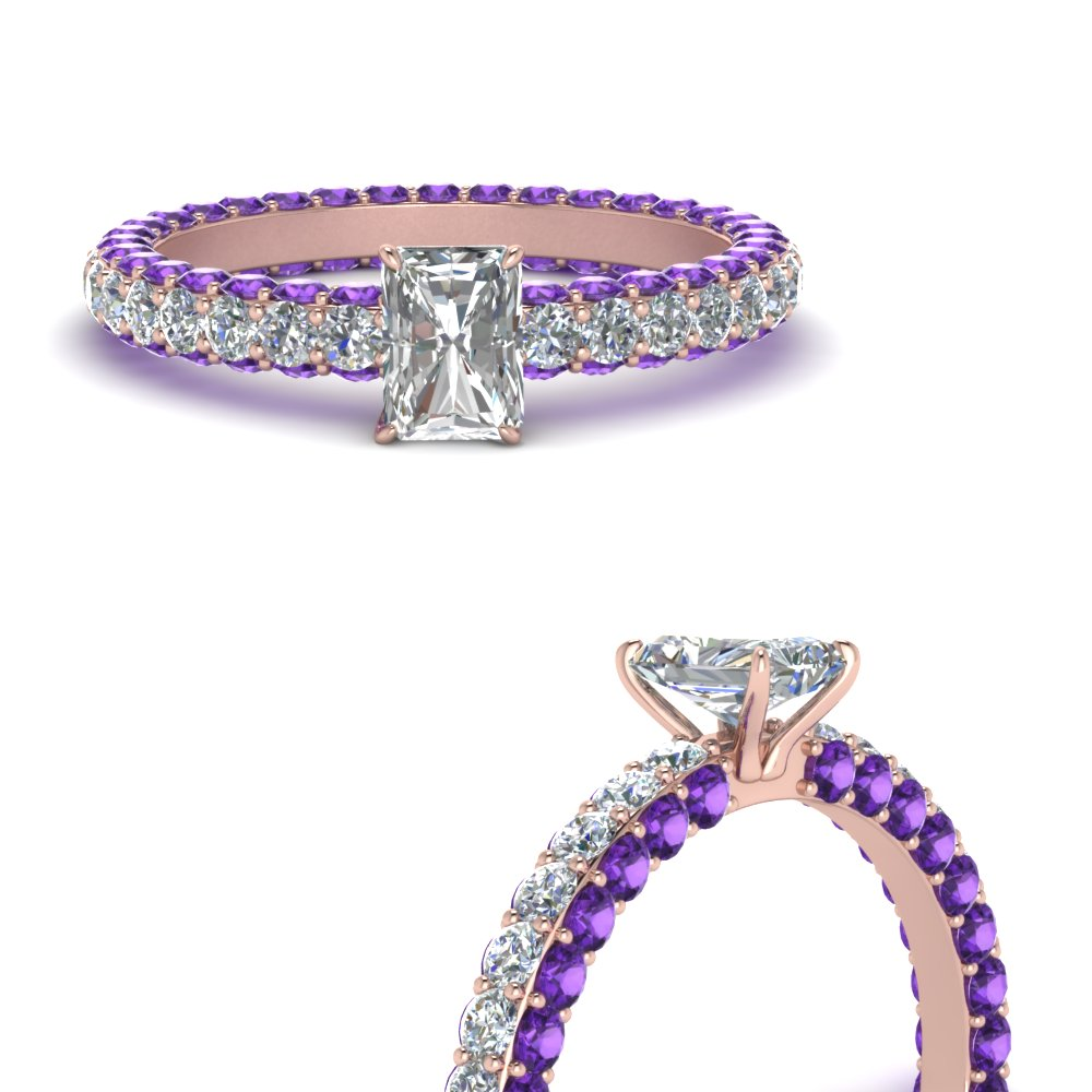 eternity-radiant-cut-diamond-engagement-ring-with-purple-topaz-in-FD9240RARGVITOANGLE3-NL-RG